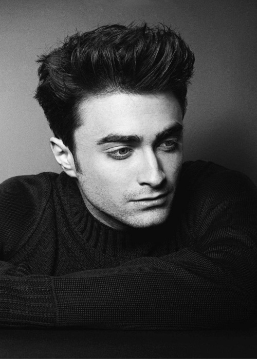 Daniel Radcliffe for Out Magazine, March 2013