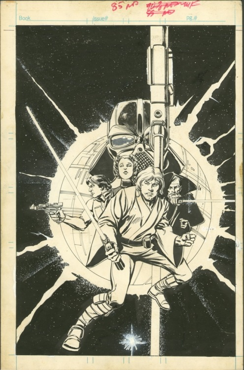 Star Wars #1 by Howard Chaykin & Tom Palmer