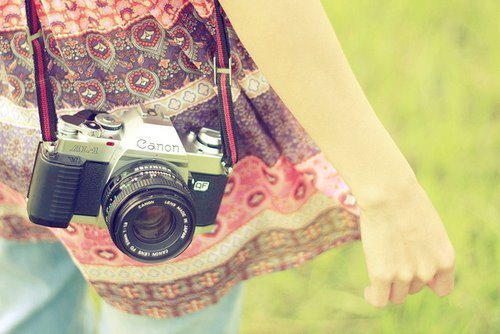 sophiegeorge:  Camera,Photo & Style | via Facebook on @weheartit.com - http://whrt.it/YCSw8q