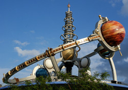 Tomorrowland, Today by JTContinental on Flickr.