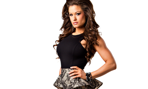 New ImpactWrestling.com photoshoot feat. Brooke Tessmacher: click here.