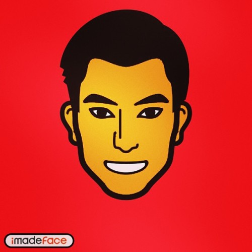 Because everyone is doing it. #imadeface