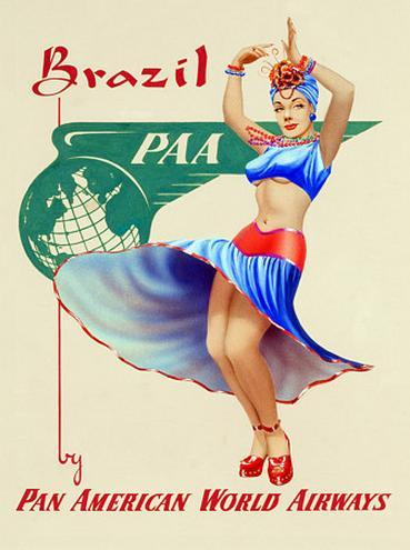 phasesphrasesphotos:  Pan American World Airways Brazil 1930s