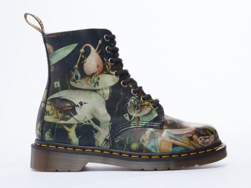 dorkilybeautiful:   doc martens pascal boot (the classic eight-eye) now come