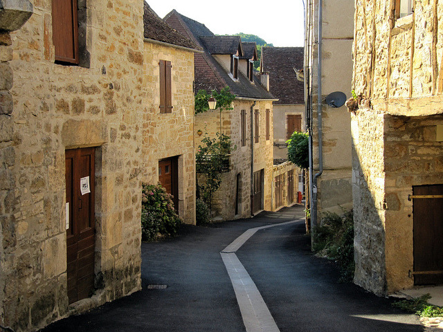 | ♕ |  Belle village de Carennac, Dordogne  | by © Bernard Fourmond