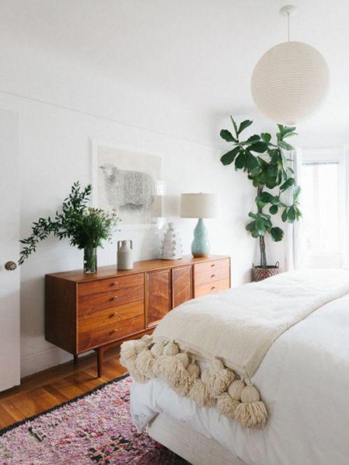 Vintage Bedroom Design Sleep Inspiration Boho Bed Rustic