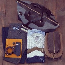 its about time, dress well, n travel more 👜🚙👕
