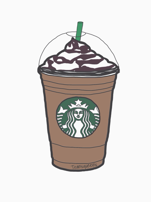 transparent starbucks | Tumblr