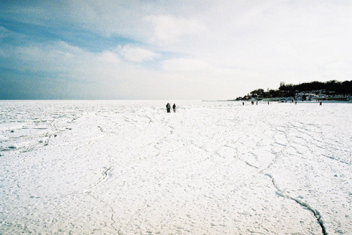 planet-one:  the black sea in ice captivity by vore_kul_om on Flickr.