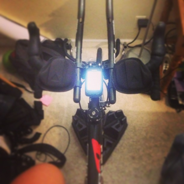 #aerobars #cycling #roadbike #aero #garmin #burningcalories after eating chick fil a with @jaywong1986 and @marcpaolo