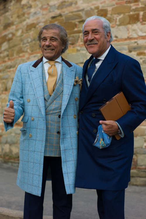 Lino Ieluzzi and Renato Plutino. Source: WGSN