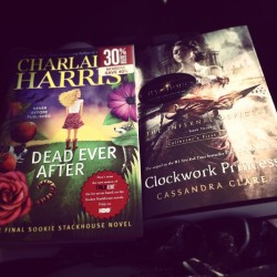 New books! (at Barnes & Noble)