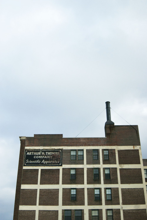 Arthur H. Thomas CompanyScientific Apparatus N 3rd st, Old City (across the street from the Mao sign)