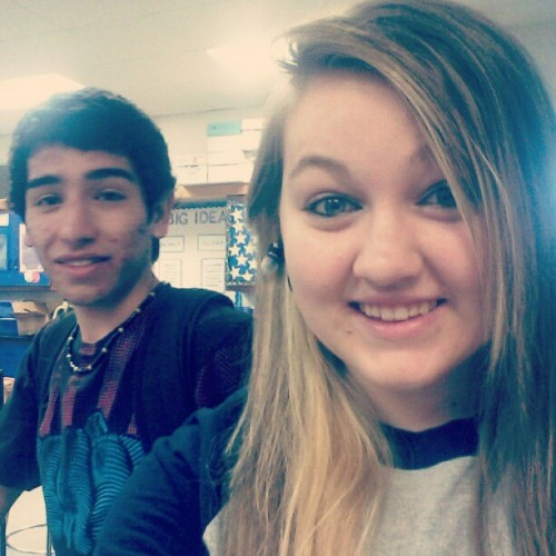 Favion. (: #funny #guy #ninja #bestfriend #advisement #wednesday