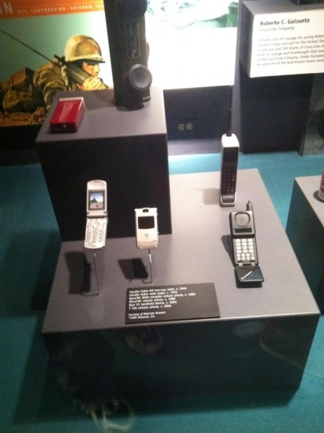 niknak79:  The RAZR is already in a museum. I feel old