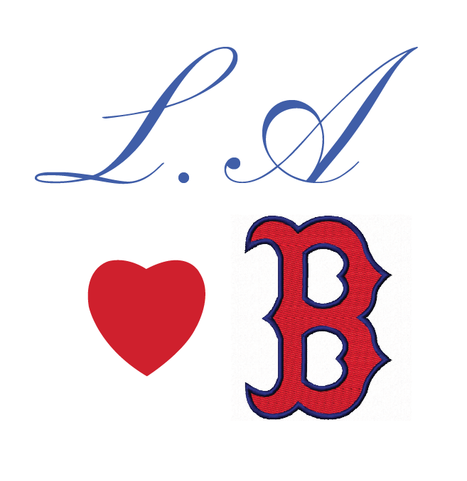 Thinking of you, Boston. Xx