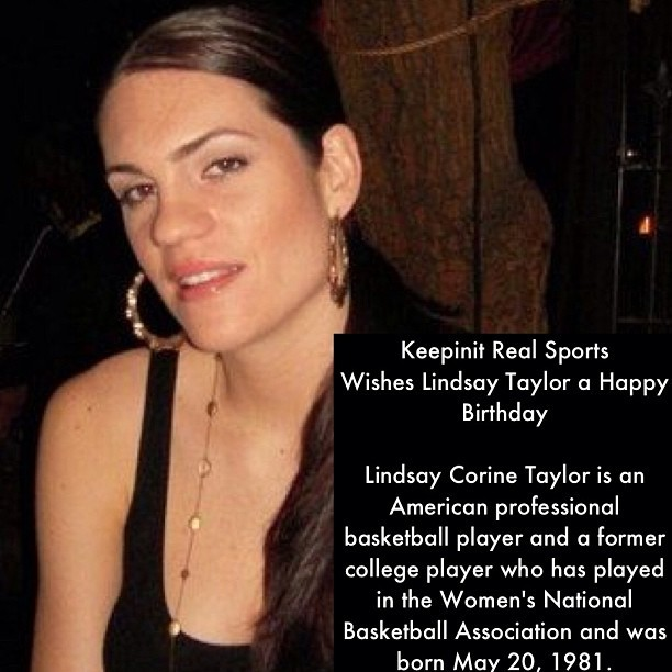 #HappyBirthday #LindsayTaylor #American #Houston #Comets #Phoenix #Mercury #Seattle #Storm #Washington #Mystics #Seattle #Storm #WNBA #Basketball #Hoops #Streetball #Followback #Sports #keepinitrealsports #MysterKeepinit