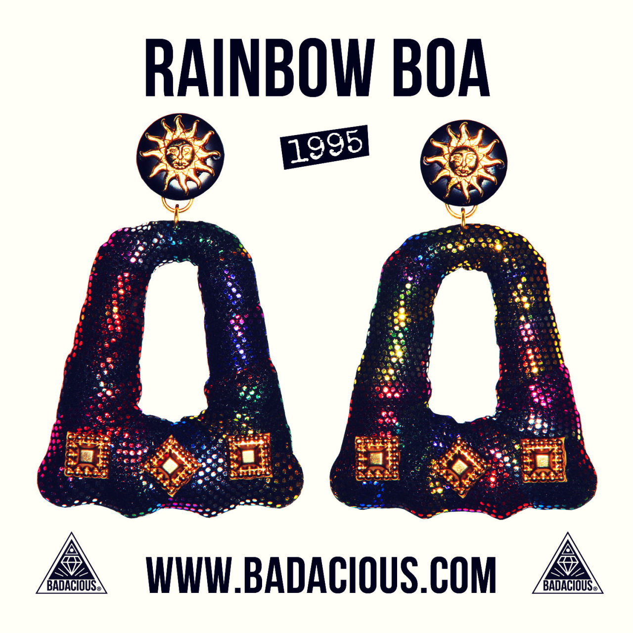 "1995 ""RAINBOW BOA"" RELEASE TONIGHT AT 8PM EST!! http://www.BADACIOUS.com/"