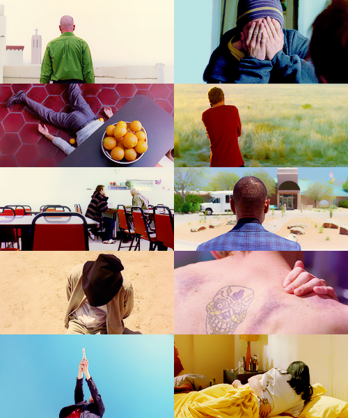 breaking bad + faceless