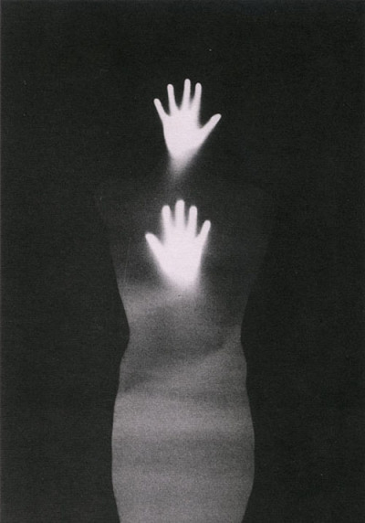 Bruce Conner, Sound of Two Hand Angel (Detail), 1974
