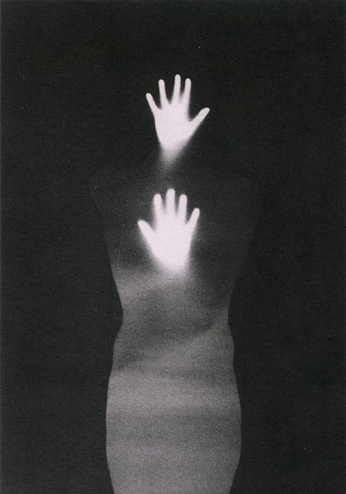 the-blue-room:  Bruce Conner, Sound of Two Hand Angel (Detail), 1974