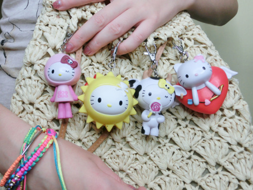 hellocritty:  Hello Kitty x Tokidoki