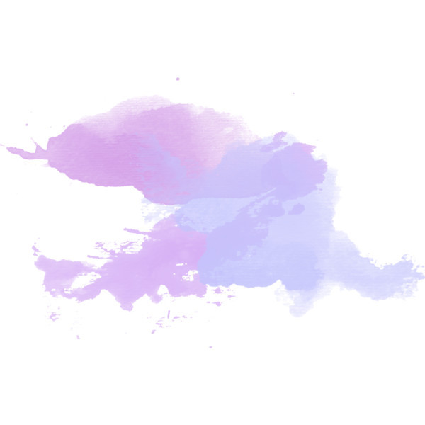 watercolor splashes   (clipped to polyvore.com)