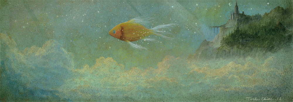 Journey of Goldfish Author: Toshio Ebine