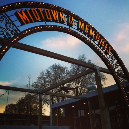 thirty-threerpm:  Midtown is #Memphis (at ¡Chiwawa!)