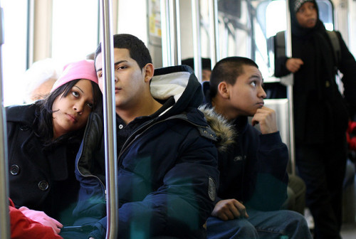 bored transit riders by opacity on Flickr.