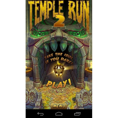 One of the most #addicting games #TempleRun2