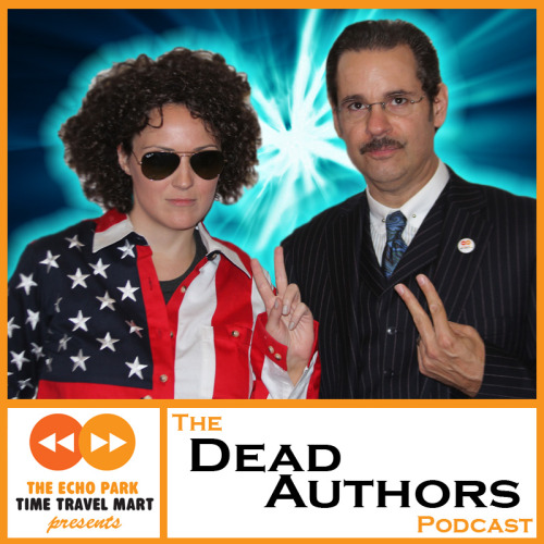 AVAILABLE FOR DOWNLOAD NOW: The Dead Authors Podcast, Chapter 14: Abbie Hoffman (featuring Jen Kirkman) DOWNLOAD. SUBSCRIBE.