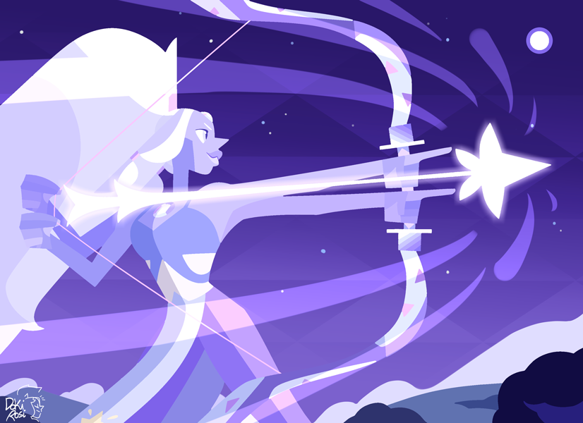 🏹 Opal 🏹 all you wanna do… is see me turn into… A GIANT WOMAN!