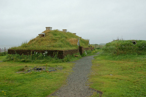 nordravn:  Viking Home by Jerry Curtis on Flickr.