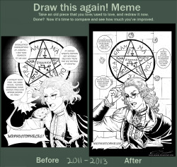 Draw This Again Meme - Faust by ~Meiseki