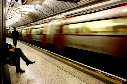 lynnepinnockphotography:  London, Moorgate Station 2013
