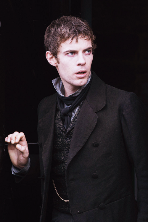 harry treadaway fansite
