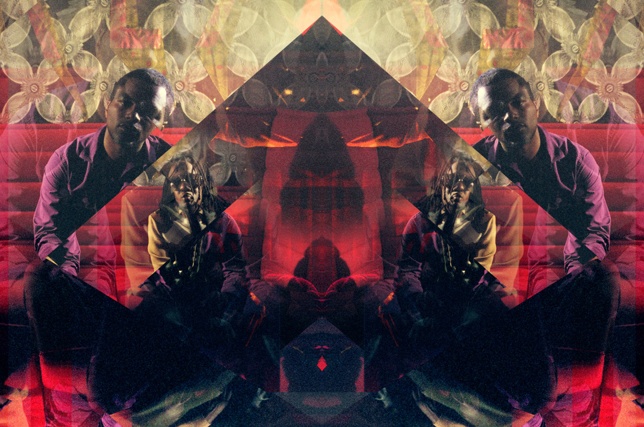 potholesinmyblog:  We posted our interview with Shabazz Palaces today. Check it out.  S/o to @Oz_Futura for being a pimp
