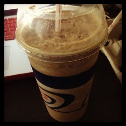 Another ice cap… Drinking a lot of these lately… Thank you @dhianieko :)