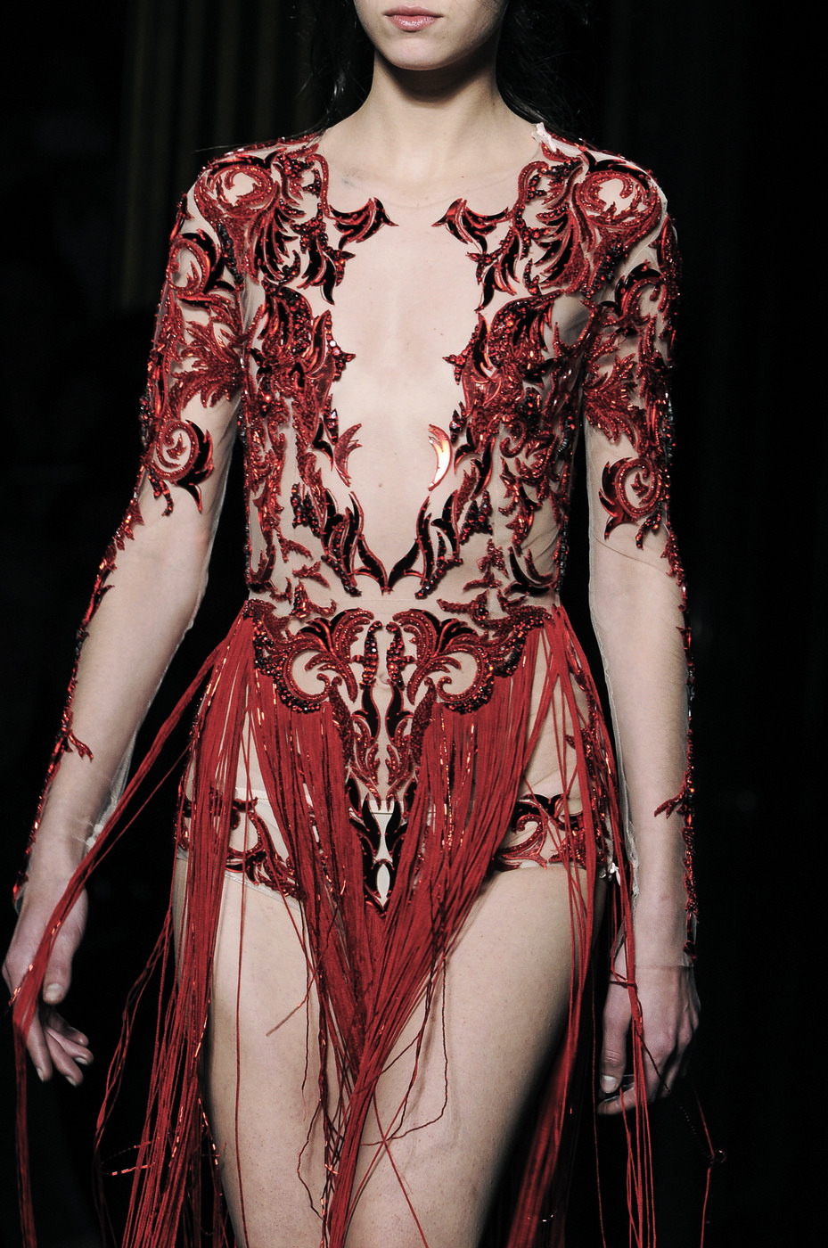 Julien Macdonald Fall Winter 2013 | LFW