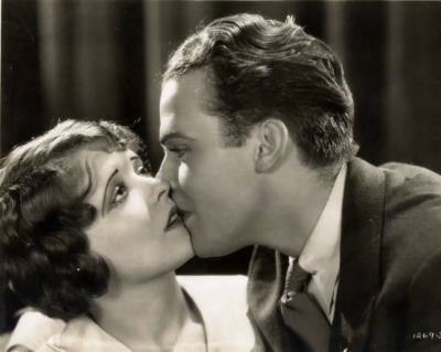 Clara Bow and Stanley Smith in Love Among the Millionaires c.1930  (and now I am off into the day! Happy Thursday! Queue on! xo xo)