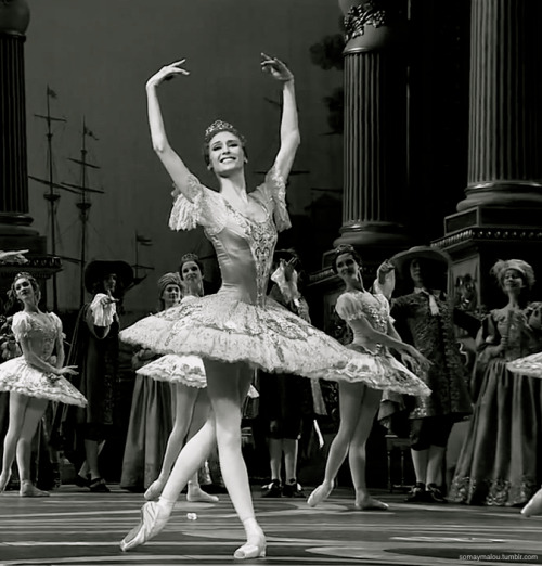 Svetlana Zakharova in Sleeping Beauty