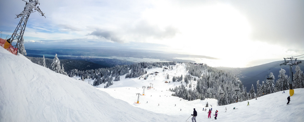 Grouse Mountain, Feb. 23, 2013 (by kardboard604)