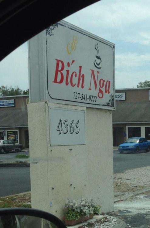 ganjfl:  this fucking vietnamese resturaunt has been calling me a bitch nigga for like way too long.  lol