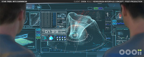 Great article on the UI Graphic work on Star Trek: Into Darkness. Check out a bunch more images and behind-the-scenes work at Inventing Interactive.