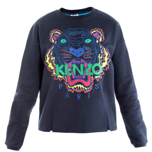Kenzo sweater   ❤ liked on Polyvore (see more embroidered tops)