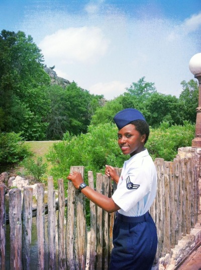 aydeenattylife:  A1C Brown