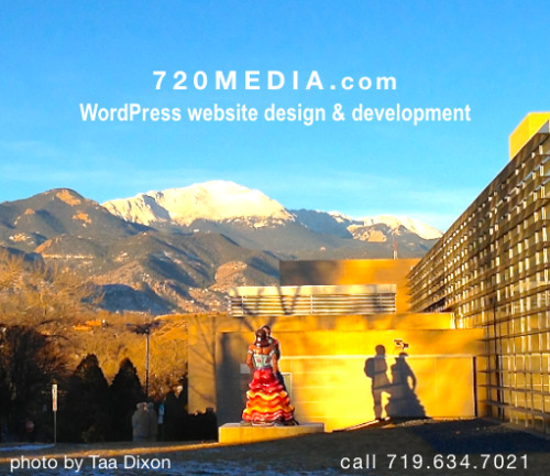 720MEDIA's office in Colorado Springs sits at the foot of Pikes Peak, America's mountain. http://www.720media.com/wordpress-website-design-and-development-in-colorado-springs/ #wordpress #website #design