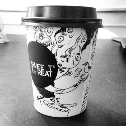 #coffee #togo #sweettreat #doodles #enstregiluften