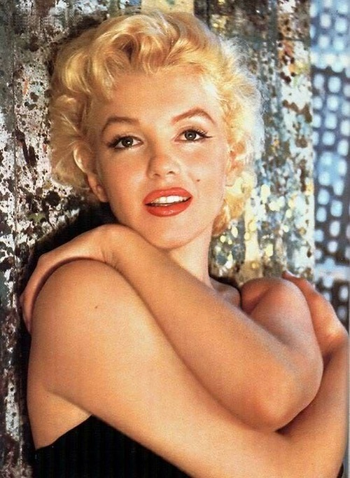 February 22, 1956: Marilyn Monroe by Cecil Beaton